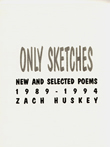 Only Sketches Book Cover 15KB